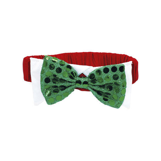 Happy Pet Bow Tie Medium - Large, pehmeä rusetti lemmikille